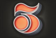 36 Days Of Type 2016 on Behance