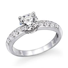 Drop a Hint: 15 of the Prettiest Engagement Rings of 2012