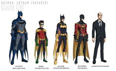 Batman: Gotham Crusaders - Season Six by phil-cho on DeviantArt I Am Batman, Batman Robin, Marvel Dc Comics, Batman Stuff, Marvel Funny, Batwoman, Batgirl, Nightwing, Gotham