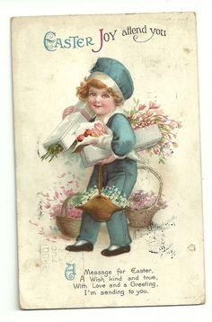 Vintage Easter...Clapsaddle...