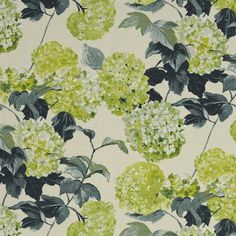 cassandra - moss fabric   Designers Guild