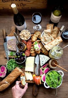 5th and state: The Perfect Cheese Board