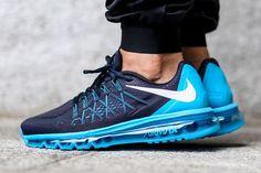 NIKE AIR MAX 2015 (DARK OBSIDIAN/BLUE LAGOON) - Sneaker Freaker