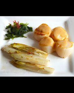 Alliant parfaitement plaisir et minceur, la Saint-Jacques associée à l'algue révélera toutes les saveurs de la mer. Une recette cuisine minceur facile à réaliser qui vous donnera également des envies d'ailleurs avec la présence du miso et de l'algue kombu.