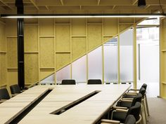 Capco and Bold Rocket offices / D+DS architecture office⊚ pinned by www.megwise.it #megwise #contractoffice