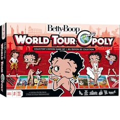 Betty Boop Costume, Betty Boop Figurines, I Love You Funny, Aging Humor, Studios, Hollywood Sign, The Masterpiece, Baby Shop, Board Games