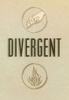 Okay I got sucked into the series -- Divergent by Veronica Roth