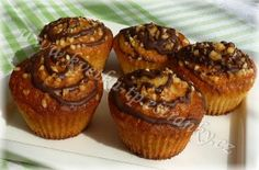 Pečení s Květkou - SLADKÉ PEČENÍ - Bábovky, muffinky - Jogurtové muffiny