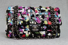 CHANEL laser cut ribbon limited edition $3998