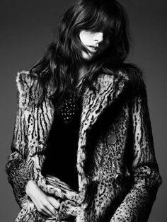 Saint Laurent by Hedi Slimane Pré-Fall 2014 | Grace Hartzel [Campaign]