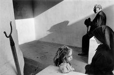 Análisis de una fotografía de calle de Josef Koudelka.