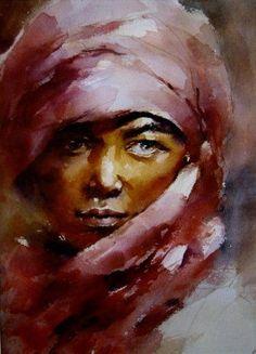 Cao Bei-An aquarelliste chinois Plus