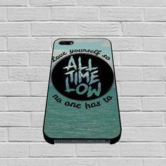 All Time Low Logo Band case of iPhone case,Samsung Galaxy #case #phonecase #hardcase #iPhone6case