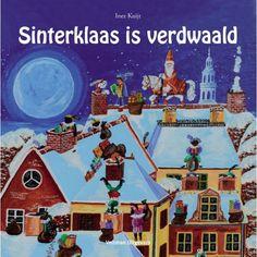 Sinterklaas is verdwaald van inez Kuijt.