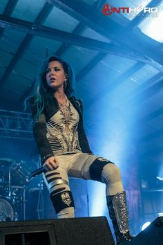 Female Guitarist, Female Singers, The Agonist, Alissa White, Lita Ford, 7 Eleven, Extreme Metal, Arch Enemy, Horror Show