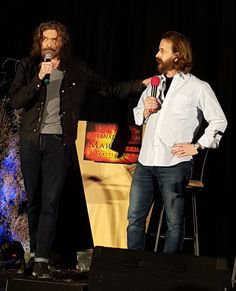 Fangasm (@FangasmSPN) | Twitter  Tim and Rich have been friends since college