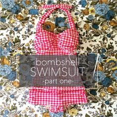 Be bold! Be a bombshell! Branch out from your usual garment sewing projects & learn how to sew a swimsuit that fits and flatters your body!