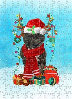 Staffordshire Bull Terrier Dog in Snow Jigsaw Puzzle, Christmas, 1000 Pieces Jigsaw Puzzle PrintYmotion #Staffordshire Bull Terrier #Dog Lovers gift #Christmas Gift #Christmas Puzzle Lovers Gift, Gift For Lover, Dog Lovers, Staffordshire Bull Terrier, Bull Terrier Dog, Christmas Puzzle, Love Challenge, Dalmatian Dogs, Snow Dogs