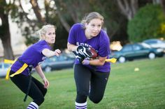 I played flag football as a kid; now I play to fight Alzheimer's! #BvBSF #ENDALZ