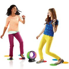Twister Dance Rave is perfect for putting your dance moves to the test and getting some exercise when it's raining outside!