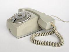 Original Rotary Telephone ATA 22 by Iskra, Yugoslavia