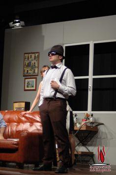 #nientesessosiamoinglesi #compagnialalampada #teatro #spettacolo #commedia #commediabrillante #Marriott #Foot