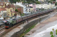 Dawlish, Devon, England