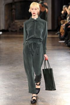 Creatures of Comfort | Fall 2014 Ready-to-Wear Collection | Style.com #NYFW