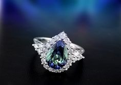 Our London Blue Topaz Collection