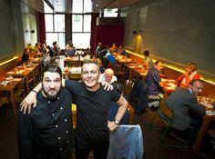 Restaurant Bar Bik: Trendy en lekker tafelen