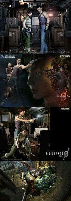 Resident Evil 0 ~ Billy & Rebecca