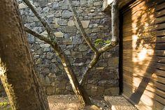 Coromandel Estate Manor House on Architizer Farm Villa, Interior Architecture, Interior Design, Natural World, Small Towns, Africa, Stone, Design Elements, Walls
