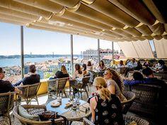 Melhores terraços de Lisboa para beber um copo e ver a vista