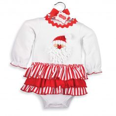 St. Nick All In One Dress