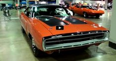Highly Optioned 1970 Dodge Charger 440 at MCACN