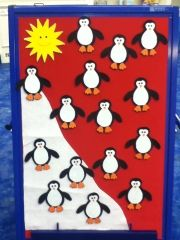 My Storytime Life: Flannel Friday! Iceberg! Penguins!