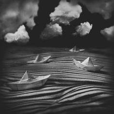 barcos I  by ~noyereve