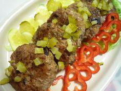 Champignon mushroom steaks - Sieniset herkkupihvit Kotikokki.netin nimimerkki Muarin ohjeella