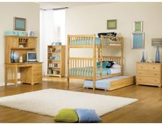 Arizona Twin over Twin Bunk Bed (more options)