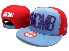 YMCMB Snapback Hats Red YMCMB Red Blue 1956|only US$8.90,please follow me to pick up couopons.