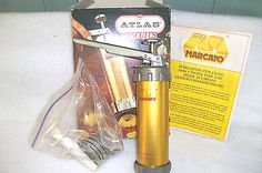 Marcato-Biscuit-Maker-Cookie-Press-with-21-Disks eBay 8/14 Metal Cookie Cutters, Cookie Press, Biscuits, Cookies, Ebay, Crack Crackers, Crack Crackers, Cookie Recipes, Cake