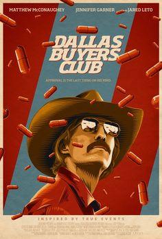 INGLOURIOUS CINEMA : Dallas Buyers Club