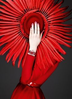 No pictures please Photo by Ben Hassett for Christian Dior