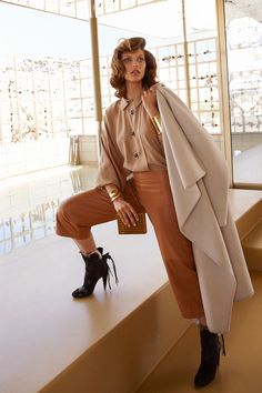 Fall's best neutrals. See the full fashion editorial from our September issue here:
