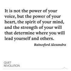 Introvert Rainesford Alexandra writes on her experience giving a TEDx Talk; from overcoming her fears to the importance of encouraging quiet leaders. Poem Quotes, Life Quotes, The Power Of Introverts, Quiet Revolution, Words To Live By Quotes, Introvert Problems, Always Learning, Queen Quotes, Intj