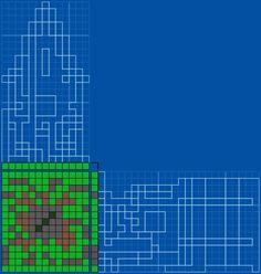 Detailed Medieval Fantasy Alchemist House - GrabCraft - Your number one source for MineCraft buildings, blueprints, tips, ideas, floorplans!