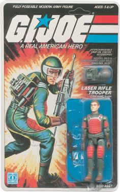 Flash (v1) G.I. Joe Action Figure - YoJoe Archive