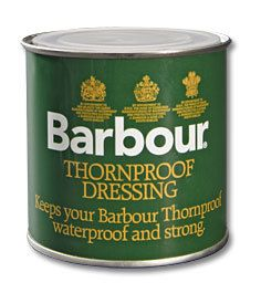 North River Outfitter - Barbour Thornproof Dressing