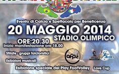 Massimo Ferrari canterà allo Stadio Olimpico alla partita Italia-Brasile