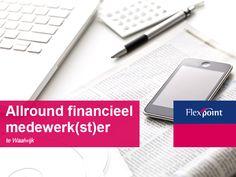 Allround financieel medewerker
